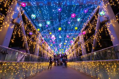 我的耶誕城經驗:打開想像力,刻劃新北城市名片