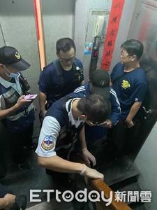 男子受困電梯狂撥電話求救 結局超瞎…