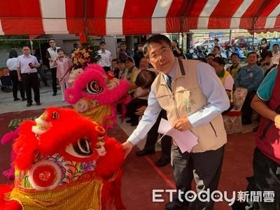 台南市第6救災救護大隊辦公廳舍新建工程動土