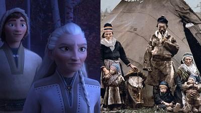 《冰雪2》原住民真實存在!血統源自亞洲 男主阿克也是一員?
