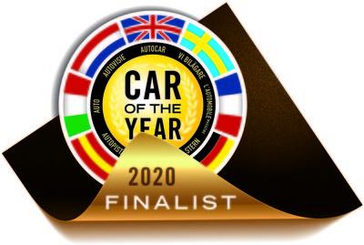 2020歐洲年度風雲車決選名單出爐