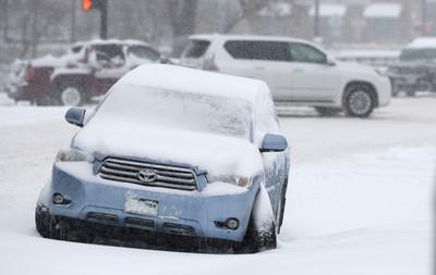 暴風雪強襲美國 5500萬人受影響