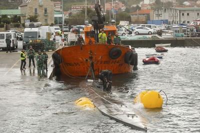 潛艇載3噸毒!西班牙:值33.5億元