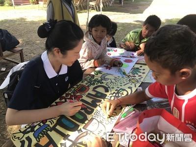 一趟國際志工行 找回童年赤子心