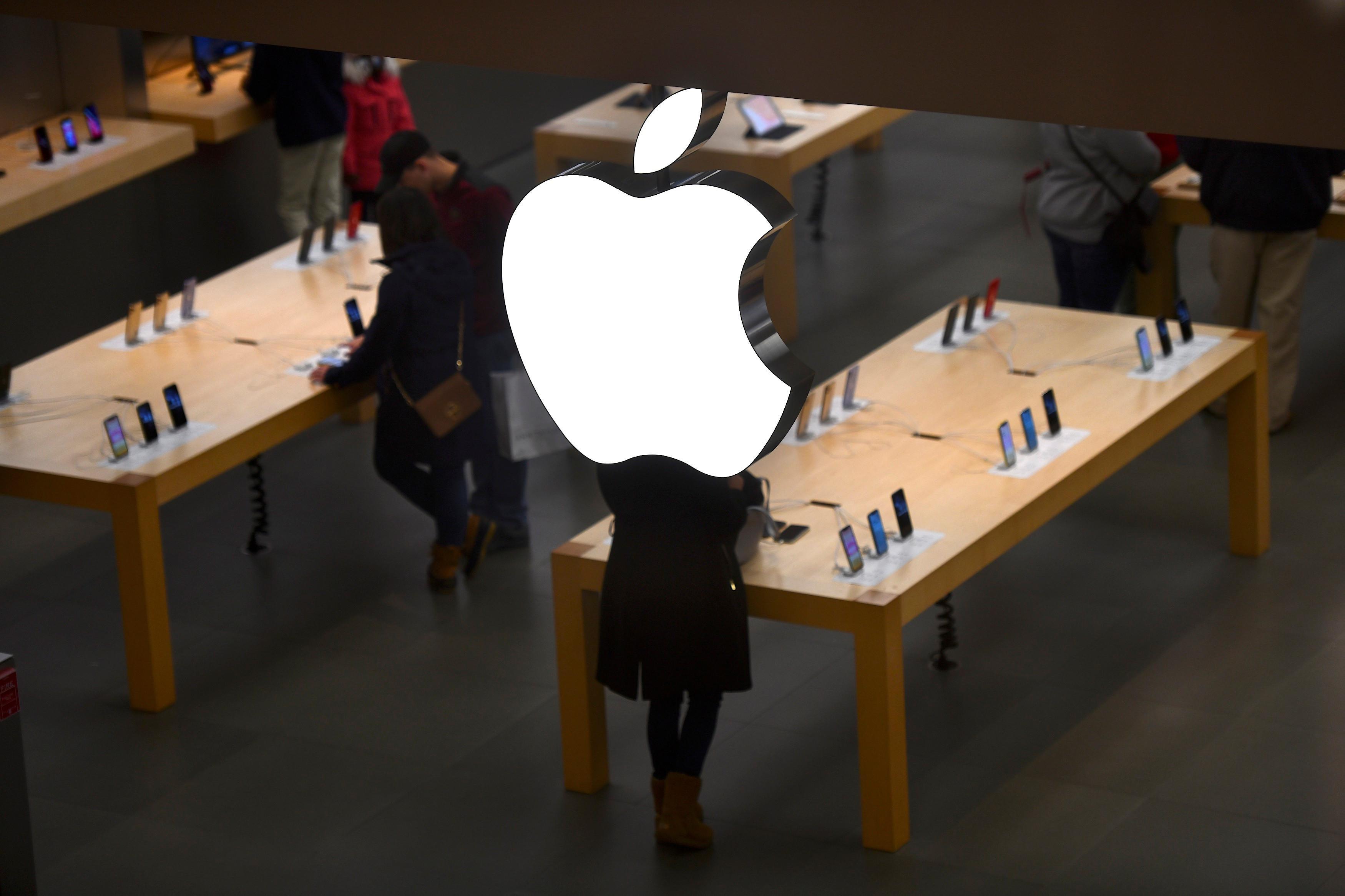 ▲▼ 蘋果 APPLE      。(圖/路透社)