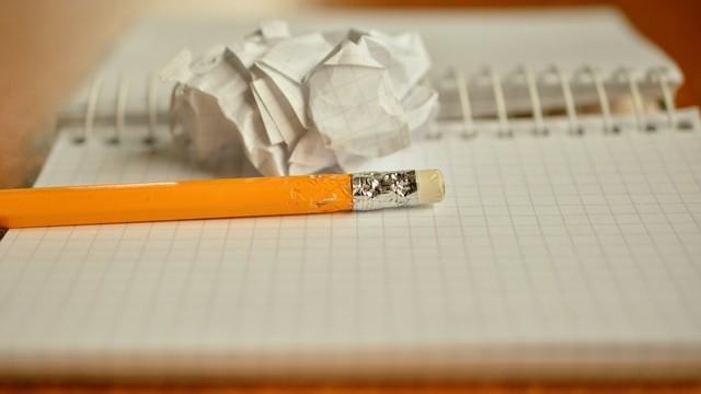 ▲▼紙,筆記本,鉛筆。(圖/取自免費圖庫Pixabay)