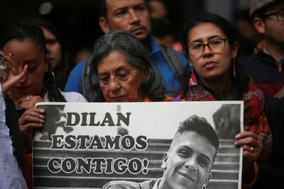 哥倫比亞18歲學生之死引爆第二波示威
