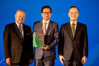 助小資族定期定額投資 元富證券獲台灣企業永續獎創新成長獎