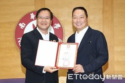 王令麟親臨南華大學開講 簽署產學合作協定