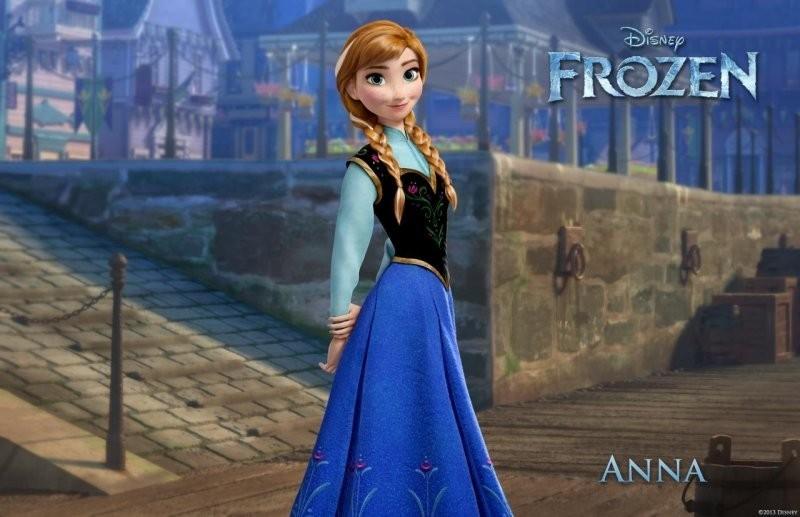 《冰雪奇緣》造型大演化 從安娜、艾沙服裝看出關鍵劇情改變