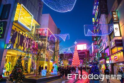 釜山冬天2大必看聖誕燈飾