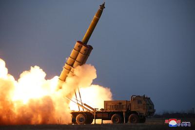 北韓軍總參謀長:若美動武將以牙還牙