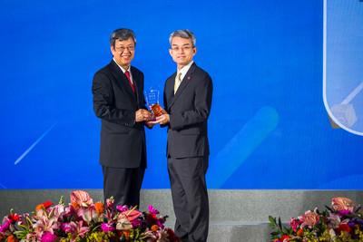 中國信託獲7項台灣企業永續獎