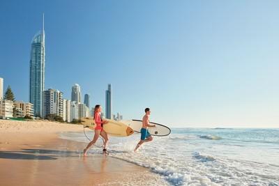 澳洲黃金海岸刺激新玩法趕緊分享
