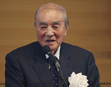 日前首相中曾根康弘過世 享壽101歲