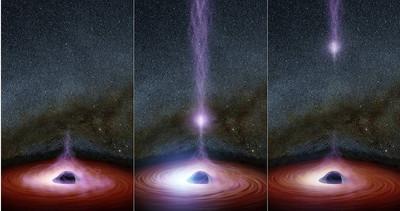 比太陽大70倍!「超巨大黑洞」橫空出現