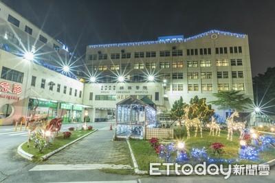 新樓兩院區醫院救主聖誕點燈活動開跑