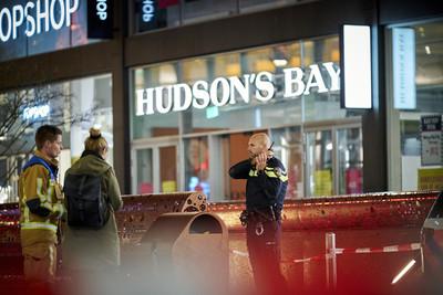 海牙購物區爆隨機砍人 3人受傷