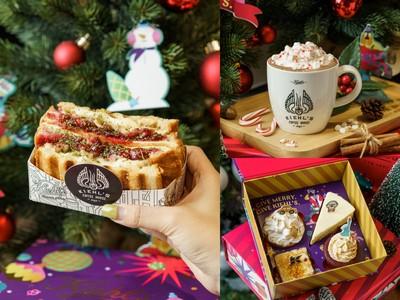 Kiehl's推聖誕限定餐點 加送明星商品