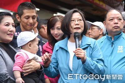 韓國瑜迴避爭議喊「下一題」 蔡英文:總統候選人面對質疑應釐清