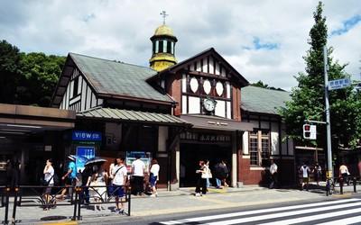 東京最老木造車站 原宿駅將拆除