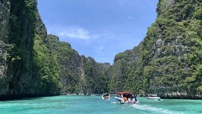 天堂般的度假地 泰國私房海景「喀比島」 一生必去一次!