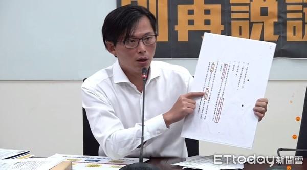 ▲▼黃國昌召開記者會回應韓辦聲明。(圖/ETtoday攝影中心)