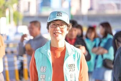 蔡壁如回擊王浩宇:我都不知道我有年終