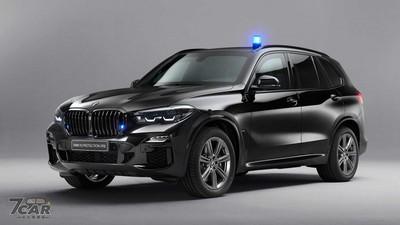 BMW嗆特斯拉X5防彈車不怕鐵球砸