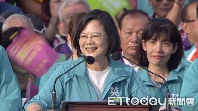 蔡英文把駐台星國代表「黃偉權」錯喊「黃偉哲」