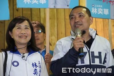 林奕華籲國民黨組「改革委員會」