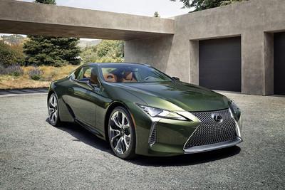 Lexus限量跑車預告車展亮相