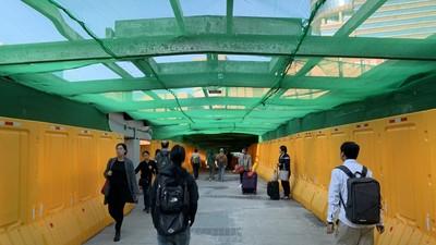 香港理大校園清理修復「至少需半年」