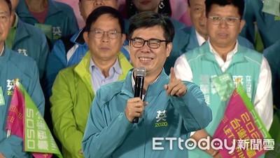 「努力是對人民的承諾!」陳其邁酸韓國瑜:苦民所苦絕對不會睡到中午