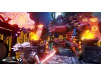 燃燒你的忍者魂!新作VR遊戲《卷之守護者 SUPER NINJA》登場