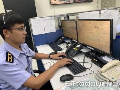海巡署118熱線 新功能結合圖資