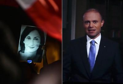馬爾他記者之死 總理宣布1月下台