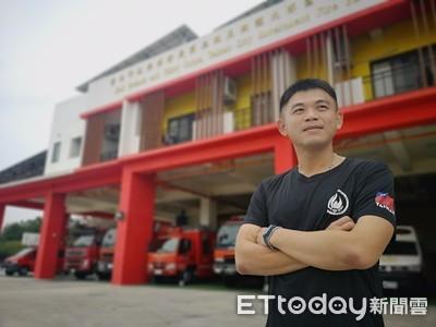 「鳳凰獎」台南市消防局3人當選