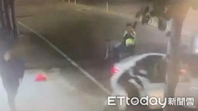 薑母鴨店鬥毆1人遭打到骨折 警對空鳴槍!