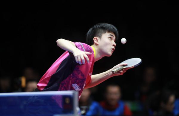 東奧首批台將/桌球男團士氣高 閉門訓練對林昀儒幫助最大