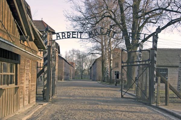 ▲波蘭奧斯威辛-伯肯諾納粹集中營博物館 。(圖/達志影像/美聯社)