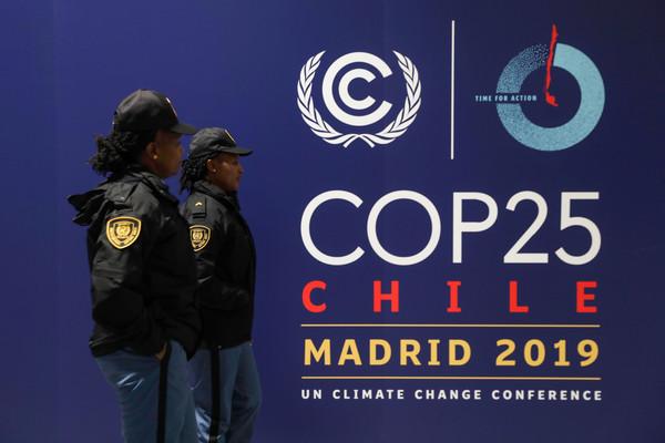 ▲▼「聯合國氣候變化綱要公約第25次締約方會議」(COP25)。(圖/路透)