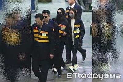 快訊/高以翔靈車出發前往台北第一殯儀館