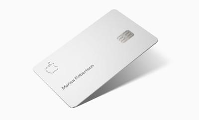 Apple業績成長新亮點是Apple Card! 分析師關注蘋果跨足金融服務