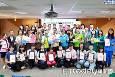 台南市英語閱讀季創下40萬本閱讀量