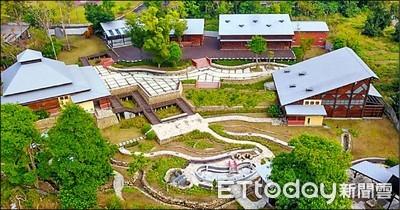 清水岩溫泉露營區 2020年啟用