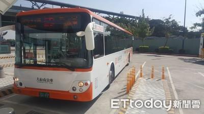 台南橘9線5日正式啟航歡迎搭乘