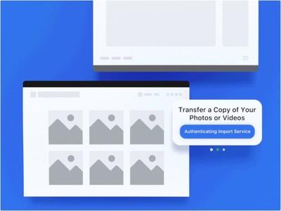 臉書新工具能輕鬆轉移照片至Google相簿
