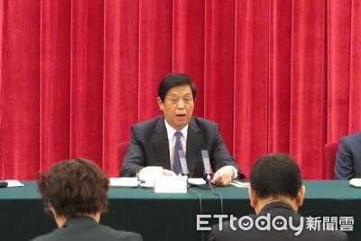 栗戰書:一國兩制是「解決台灣問題偉大構想」