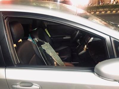 猖狂賊敲破車窗 林口連竊筆電、iPad